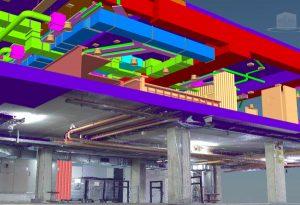 M&E Design with millimetre accuracy