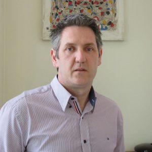 Sean O'Dwyer, BIM Manager