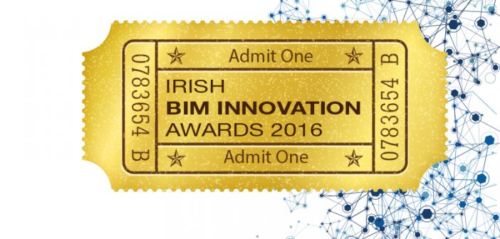 Book your tickets for the Irish BIM Innovation Awards Now!