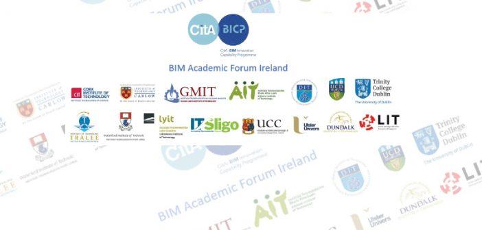 Successful First Meeting of BIM Academic Forum Ireland (BAFI)
