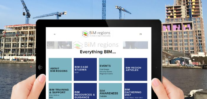 CitA will Launch New BIM Regions Website on November 17th