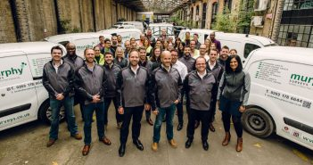 Murphy Surveys Grows its UK Operations with new London HQ