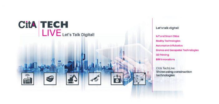 CitA Tech Live confirmed for November 8 & 9