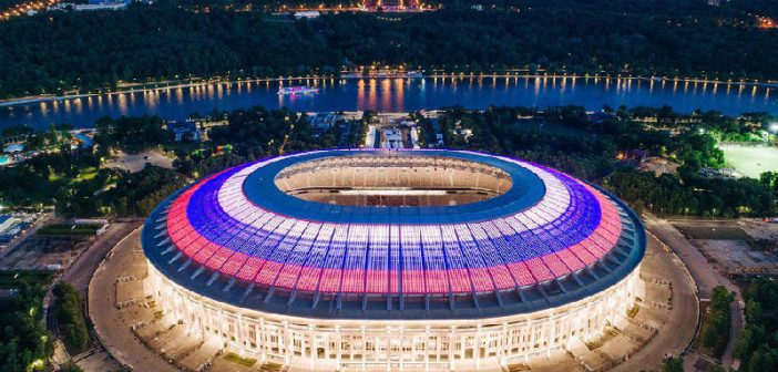 The B1M's guide to Russia's Top 5 World Cup Stadiums