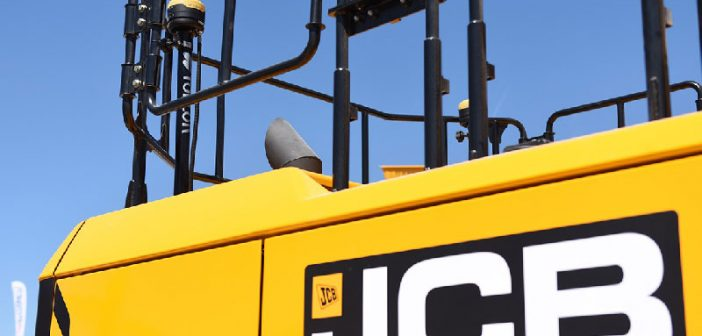 Topcon and JCB announce collaboration for 3D machine control excavation options