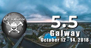 AEC Hackathon in Galway, October 12 – 14