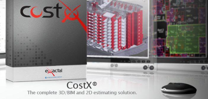 Exactal exhibiting CostX® platform at CitA Tech Live