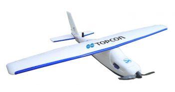 Topcon exhibiting UAV technology at CitA Tech Live