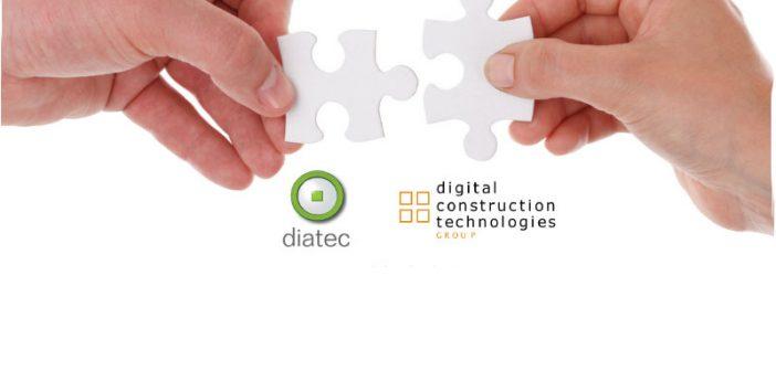 Diatec and Digital Construction Technologies Group launch the 'BIM Advantage Program'.