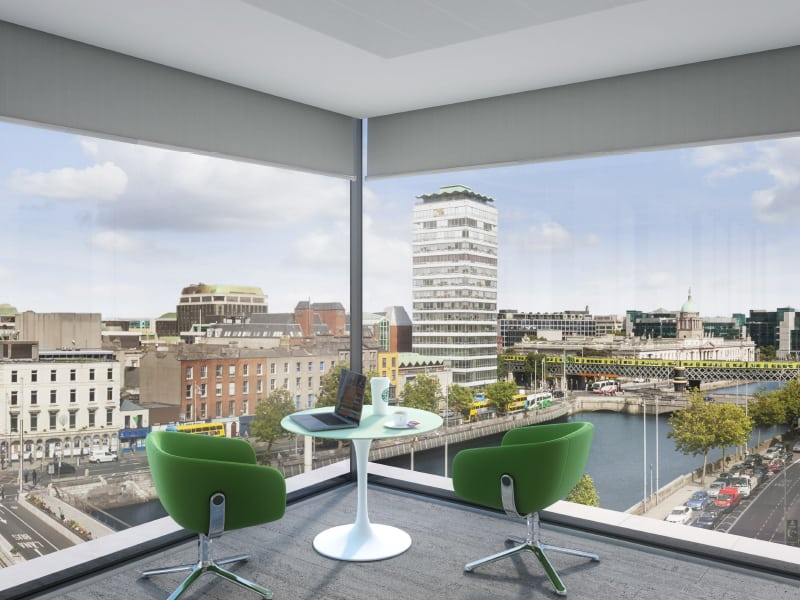 BIM helps deliver complex Central Dublin office renovation