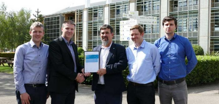 RPS achieves ISO 19650