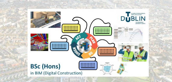 TU Dublin launches BSc (Hons) in BIM