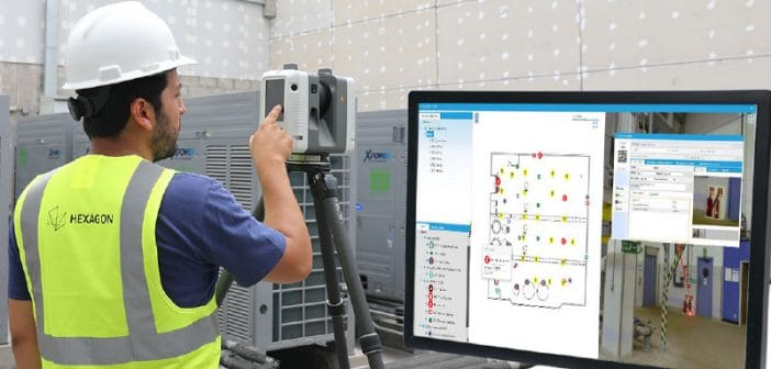Leica Geosystems and Geomap cooperate to facilitate digitising facility management